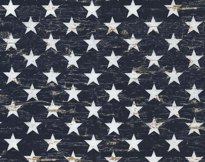 Timeless Treasures  - Patriotic Stars - Patriotic Fabric - USA Fabric - USA - C5568 - Sold by the Yard