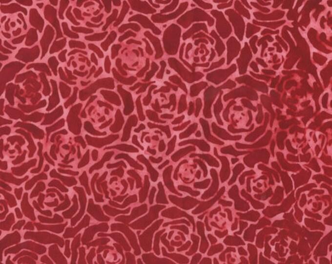 Anthology - Batik - Quilt Essentials  - Botanicals - 400Q-8  - Sold by the Yard