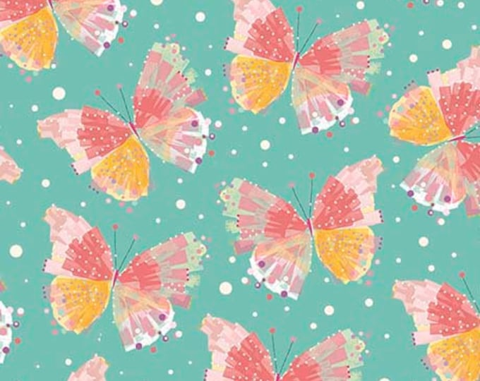 Quilting Treasures -  Confetti Blossoms - 26235 H - Sold by the Yard