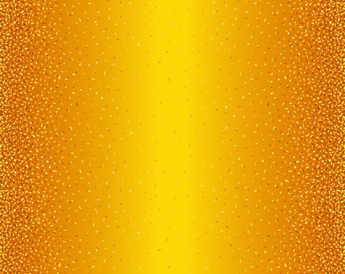 Studio E - Snippets - Pearlescent  Ombre   -  Pearl - 5086-44P - Sunflower  - Yellow - Sold by the Yard