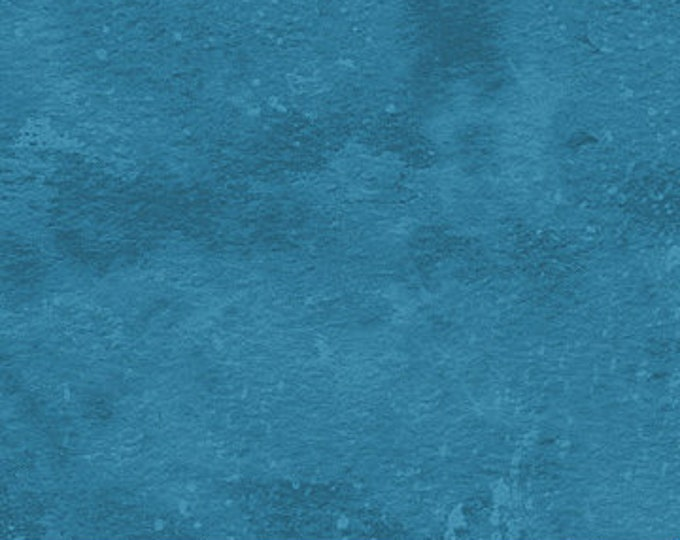 Northcott - Toscana - Solidish - Teal/Blue - 9020-46- Solid  - Textured Solid -  Looks like Suede - Feels like Silk -  Sold by the Yard