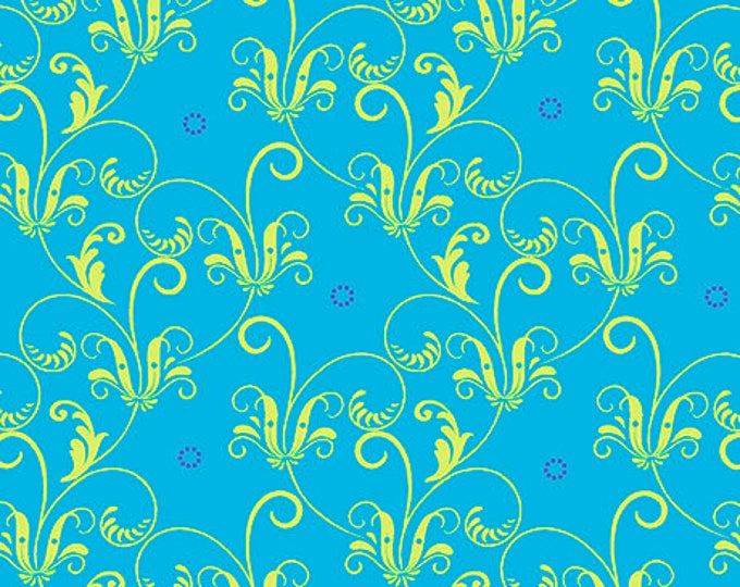Quilting Treasures - by Junebee Designs for Ink & Arrow fabrics -  Hayden - Dragonfly - 26306 B - Sold by the Yard
