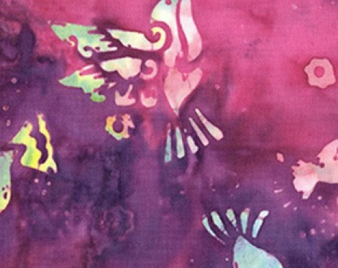 Laurel Burch - Flying Colors - BATIKS  - Laurel Burch Batiks - Y2863-55 - Sold by the Yard