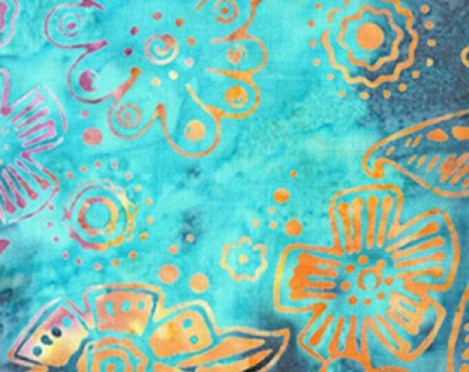 Laurel Burch - Flying Colors - BATIKS  - Laurel Burch Batiks - Y2866-56 - Sold by the Yard