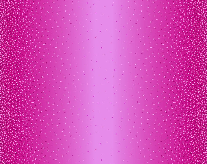Studio E - Snippets - Pearlescent  Ombre   -  Pearl - 5086-22P - Fuchsia - Pink  - Sold by the Yard