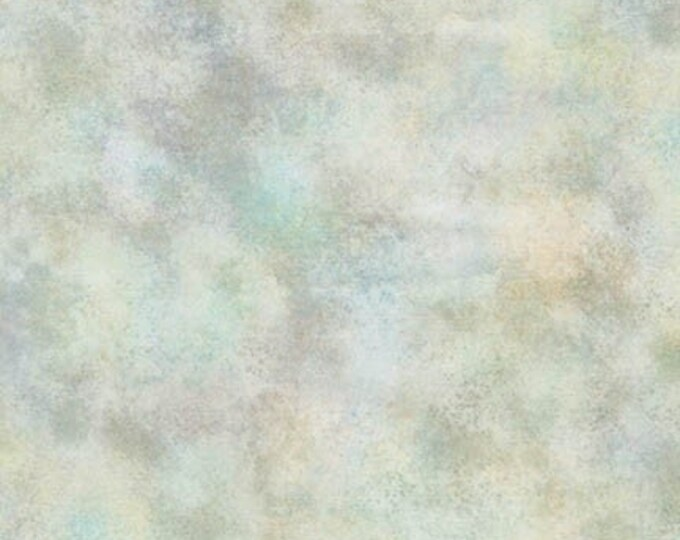 Robert Kaufman - Wilderness Expressions - by  Karla Morreira - 17583-241 - Seafoam - Fabric - Sold by the yard