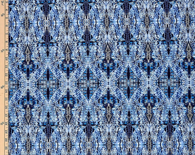 Benartex - Artful Snowflake  - By Paula Nadelstern - Snowflake -  Snowflake -  Silver Metallic - 6893M-57 - Sold by the Yard