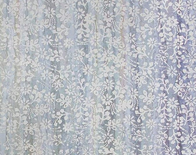 Northcott - Banyan Batik - Kayana -  Batik - Floral  - 80296-91 - Batik - Sold by the yard