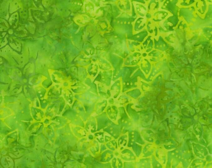 Anthology - Batik - Quilt Essentials  - Botanicals - 405Q-2  - Sold by the Yard