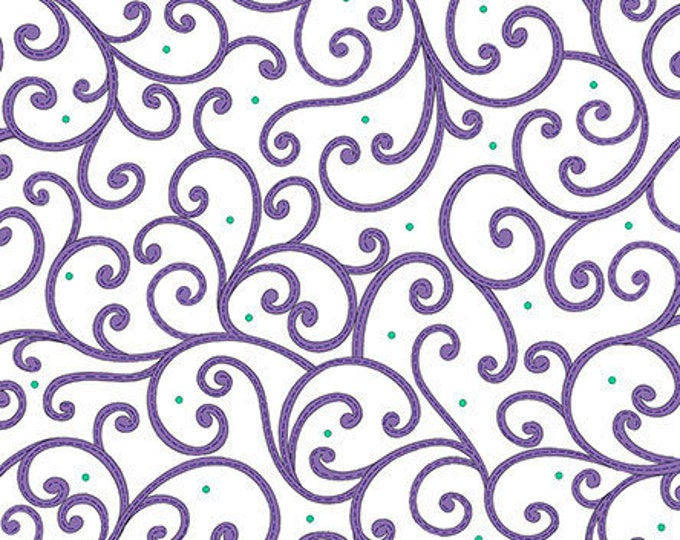 Quilting Treasures - Imperial Paisley  -  26039Z - Sold by the Yard