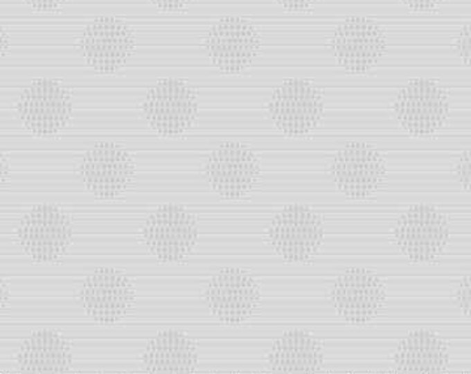 Northcott - Simply Neutral - Grey -  22136-92  - Neutral - Tone on Tone -  Gray on Gray - Grey on Grey - Dots -  Sold by the Yard