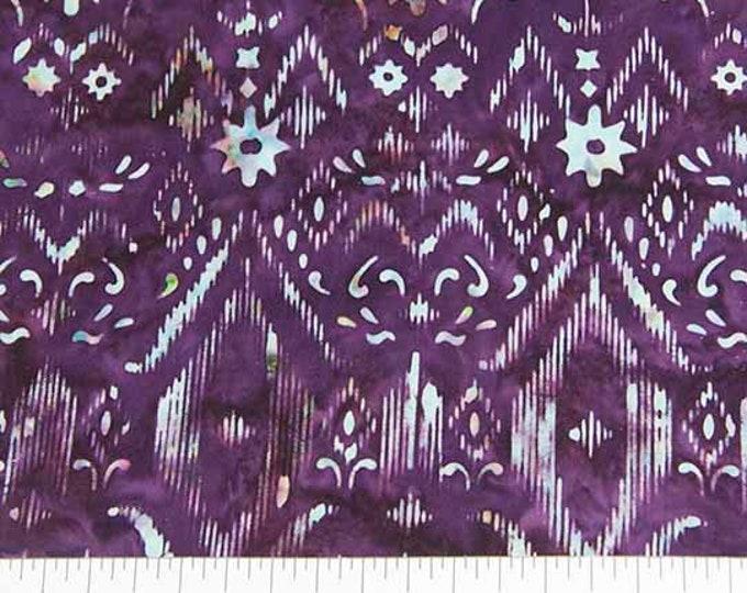 Northcott - Banyan Batik - Batik - Floral  - 80083-29 - Batik - Sold by the yard