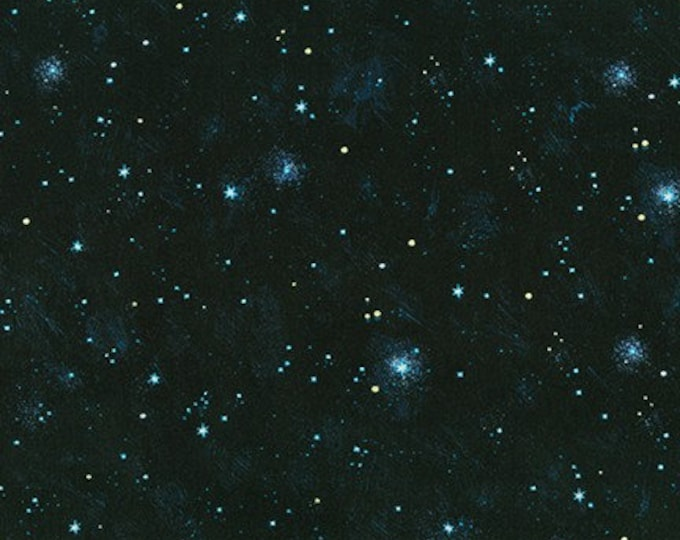 Robert Kaufman - Picture This - Living Universe - AVRD-18883-325 CELESTIAL - by Schim Schimmel - Sold by Yard