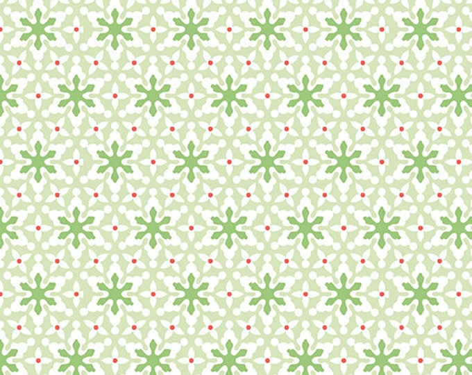 Contempo - Nordic Holiday - Snowflake - 1884-04 - Fabric by the Yard