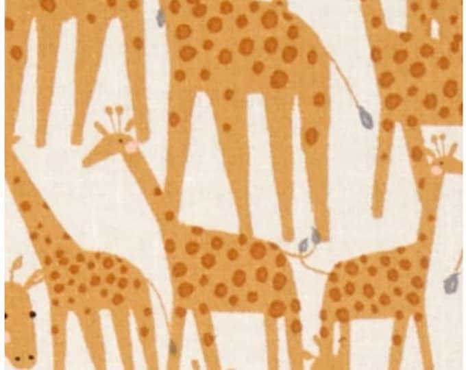 Dear Stella - Born to be Wild  - Giraffes  - Jungle -  1217 - Animal  -  Sold by the Yard