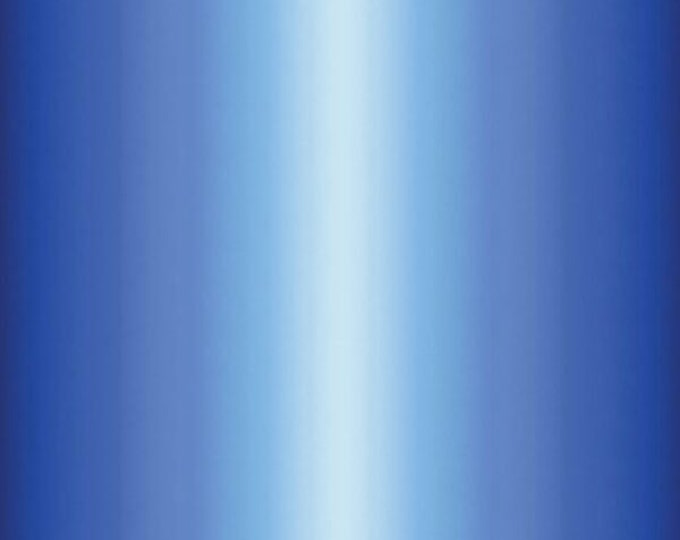 Benartex - Essential Gradations - Ombre - Ultra Blue - Rainbow Ombre - 02046-50 -  Sold by the Yard
