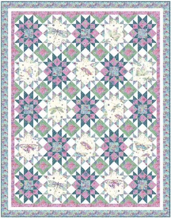 Mariposa BTY Kate Follows Quilting Treasures Dark Pink Scroll