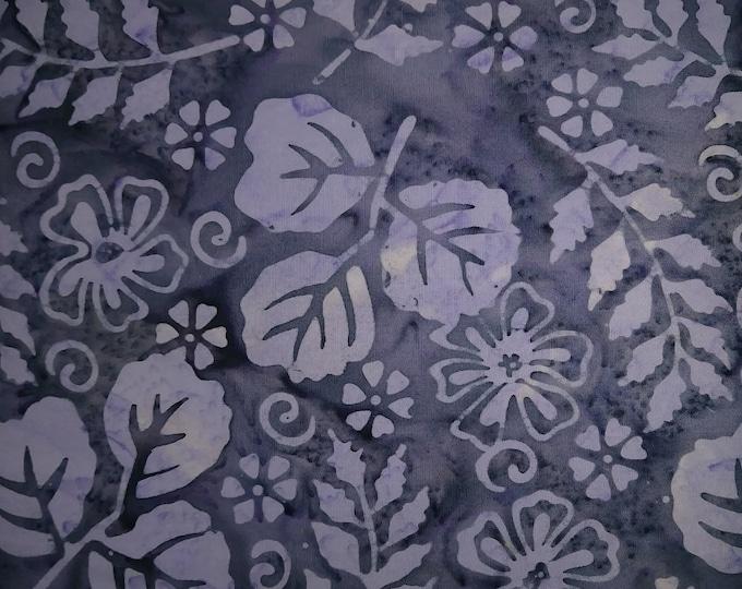 Batiks by Mirah - Batik - Fairytale - Flowers - FT-5-1390 - Lavender
