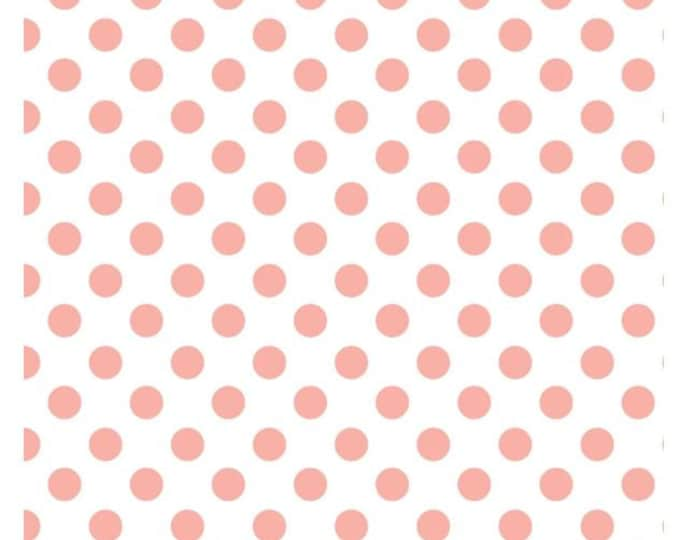 NEW - Camelot - Mixology - Dots - 21005-0084  - Pink Chai - Sold by the Yard