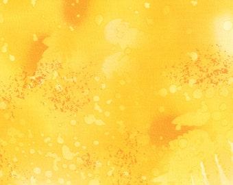 Benartex - Fossil Fern - Brilliant Yellow - 528 88