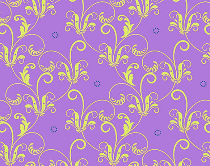 Quilting Treasures - by Junebee Designs for Ink & Arrow fabrics -  Hayden - Dragonfly - 26306 V - Sold by the Yard