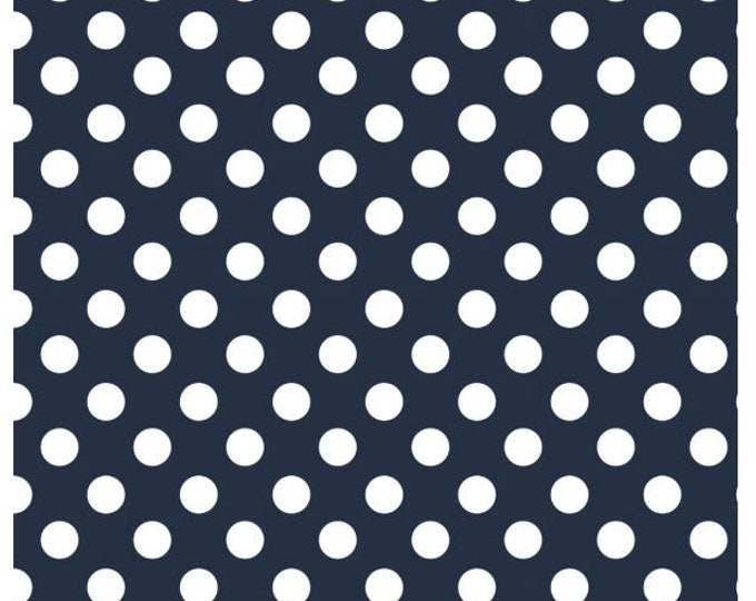 NEW - Camelot - Mixology - Dots - 21005-0097  - Indigo  - Sold by the Yard
