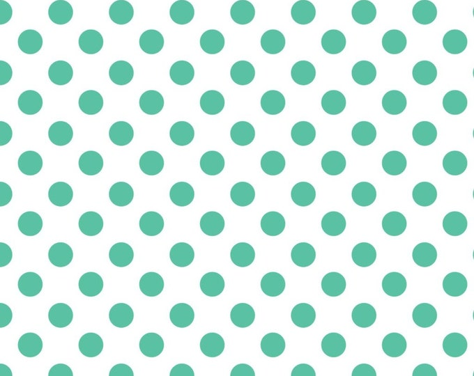 NEW - Camelot - Mixology - Dots - 21005-0035  - Spearmint - Sold by the Yard