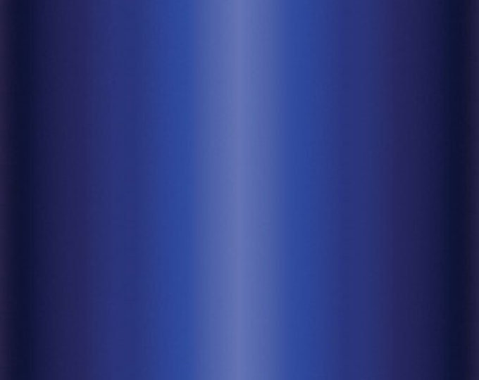 Benartex - Essential Gradations - Ombre - Navy - Rainbow Ombre - 02046-58 -  Sold by the Yard