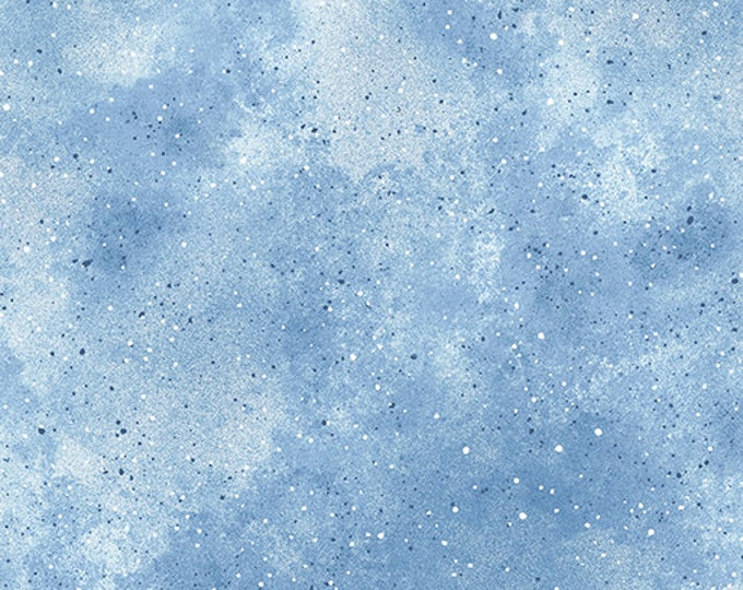 Kanvas for Benartex - New Hue Pearl - Pearl -  Sky  - 8673P05B - Pearl - Sold by the Yard