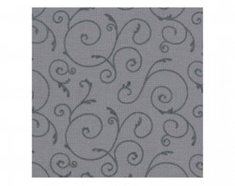 Maywood Studio Fabric - Pearl Essence - Medium Gray - 103-K2