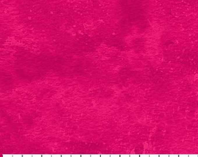 Northcott - Toscana - Solidish -  Fucia - Pink- 9020-235 - Solid  - Textured Solid -  Looks like Suede - Feels like Silk -  Sold by the Yard