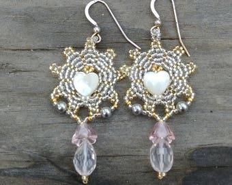 Pure Heart Earrings