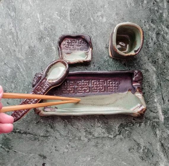 Pottery Sushi Set 1