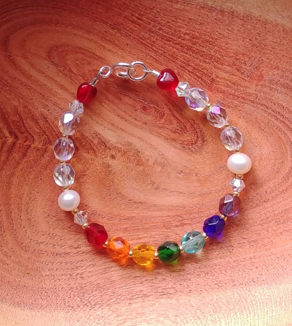 Rainbow Bracelet for Children