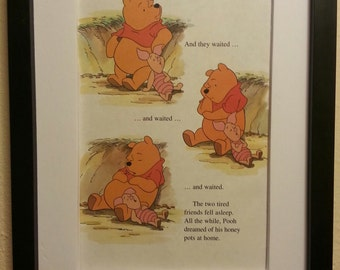 Winnie the Pooh and Piglet Wait and Wait and Wait -  Disney