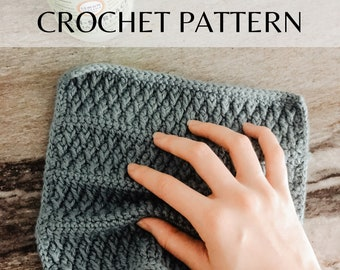 Alpine Kitchen Set Pattern, Washcloth, Dish Towel