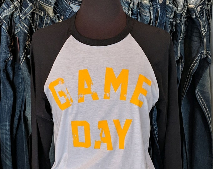 Game Day - Baseball Tee