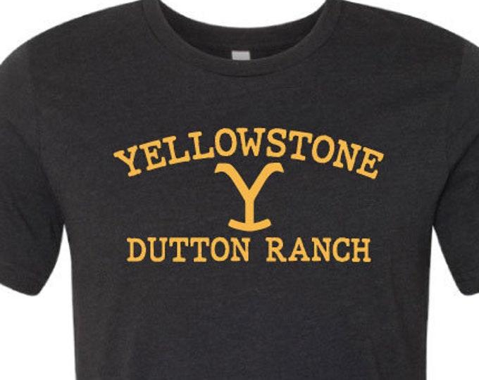 Yellowstone- Dutton Ranch - T-Shirt