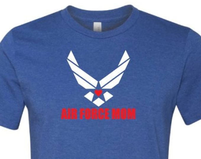 Air Force Mom - T-Shirt