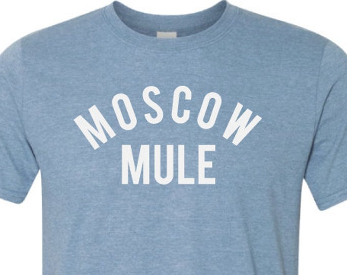 Moscow Mule - T-Shirt