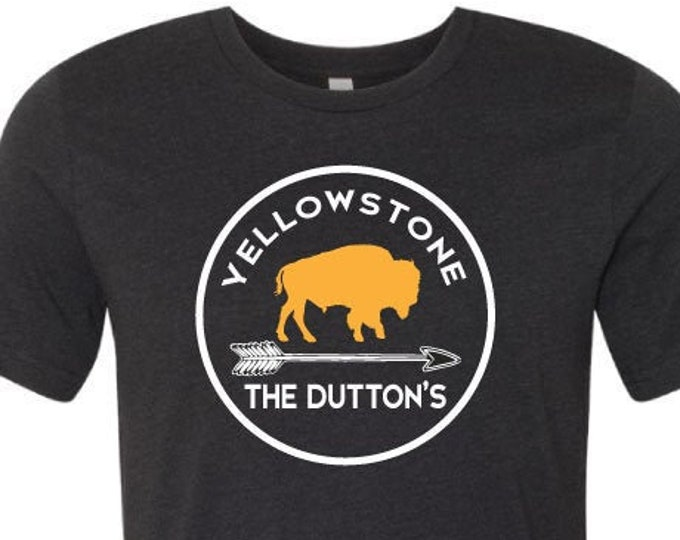 Yellowstone Ranch - T-Shirt