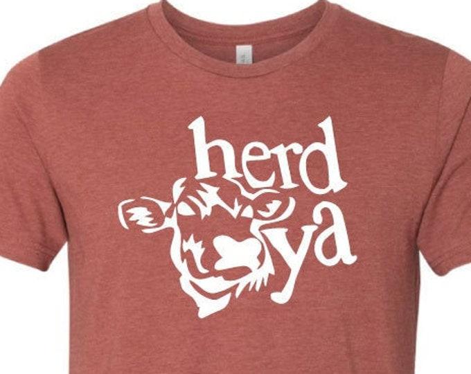 Herd Ya - T-Shirt