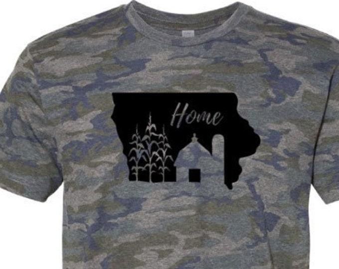Iowa Home Farm- T-Shirt
