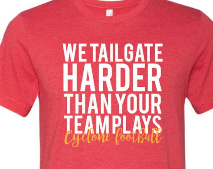 Tailgate Cyclone - T-Shirt