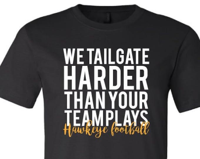 Tailgate Hawkeye - T-Shirt
