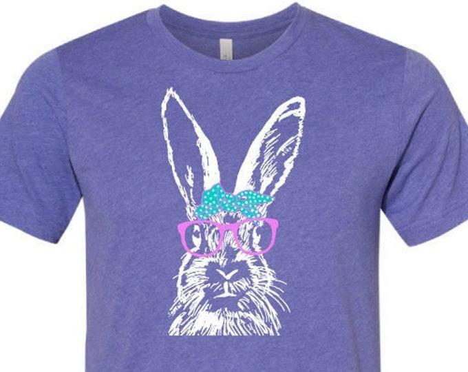 Bunny Bandanna - T-Shirt