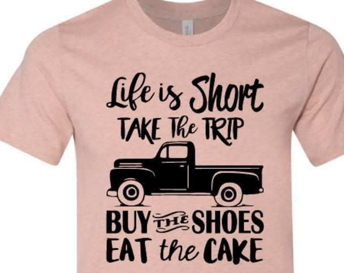 Take The Trip - T-Shirt