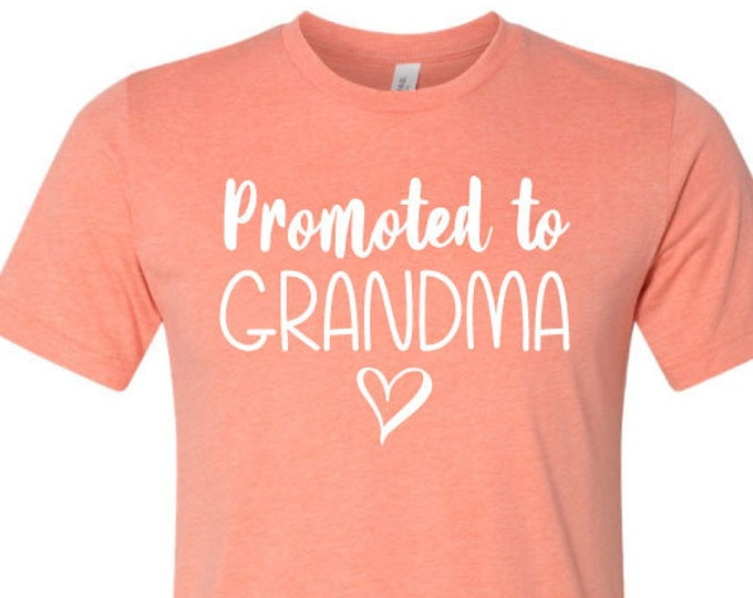Promoted to Grandparents - T-Shirts