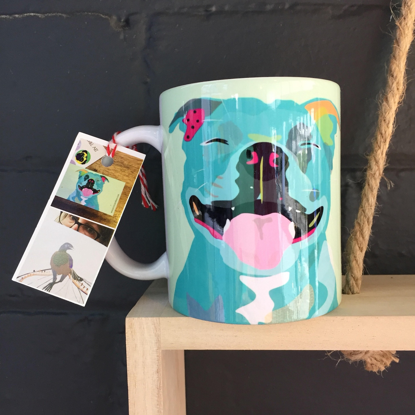 Staffy Coffee Mug