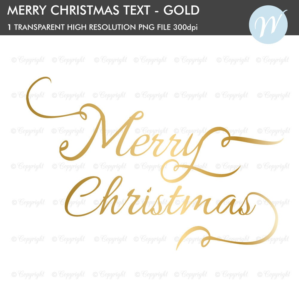 Frohe Weihnachten Clipart Frohe Weihnachten Handschrift | Etsy